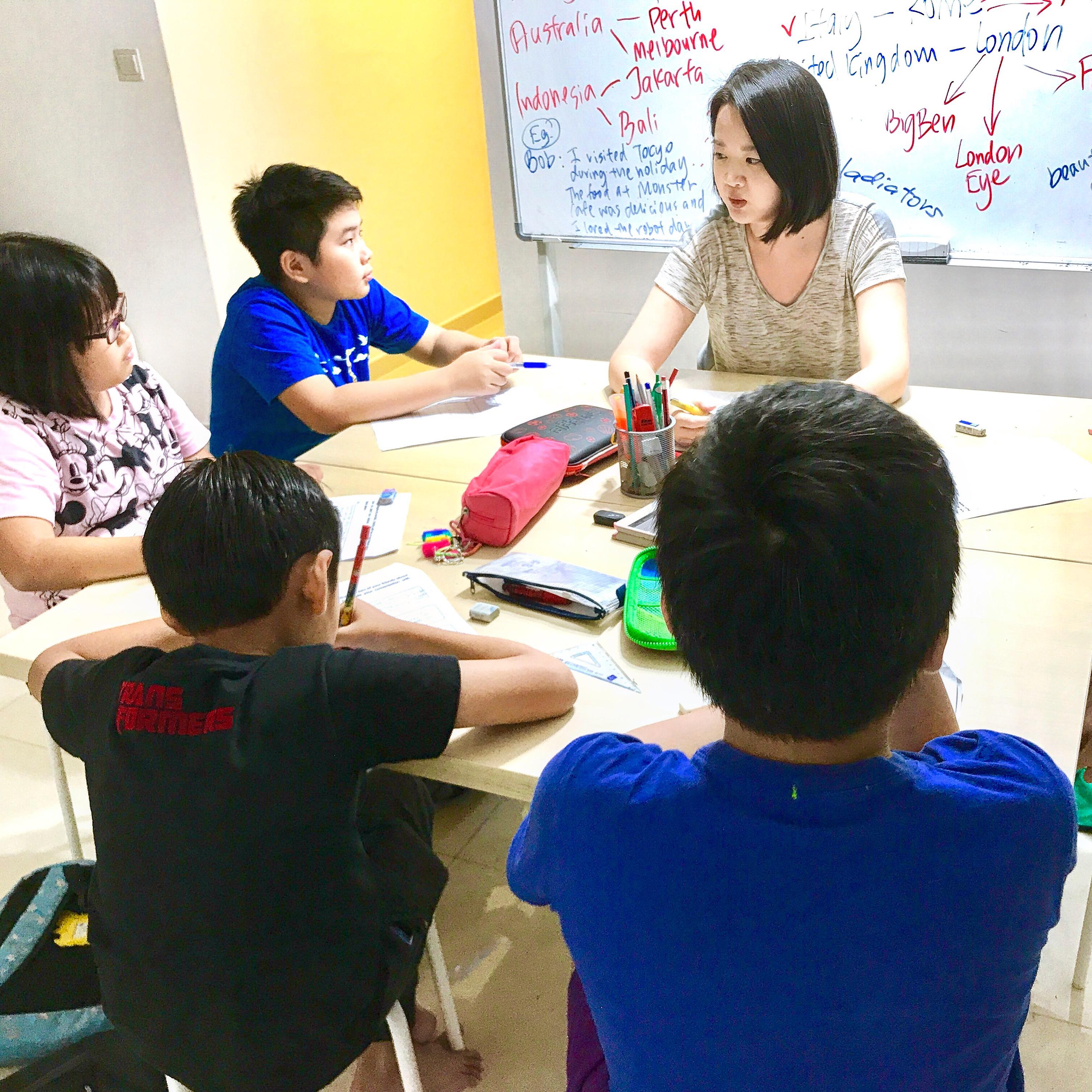 English Tutor Singapore Tuition English Maths Science Primary Secondary Tutor Small group
