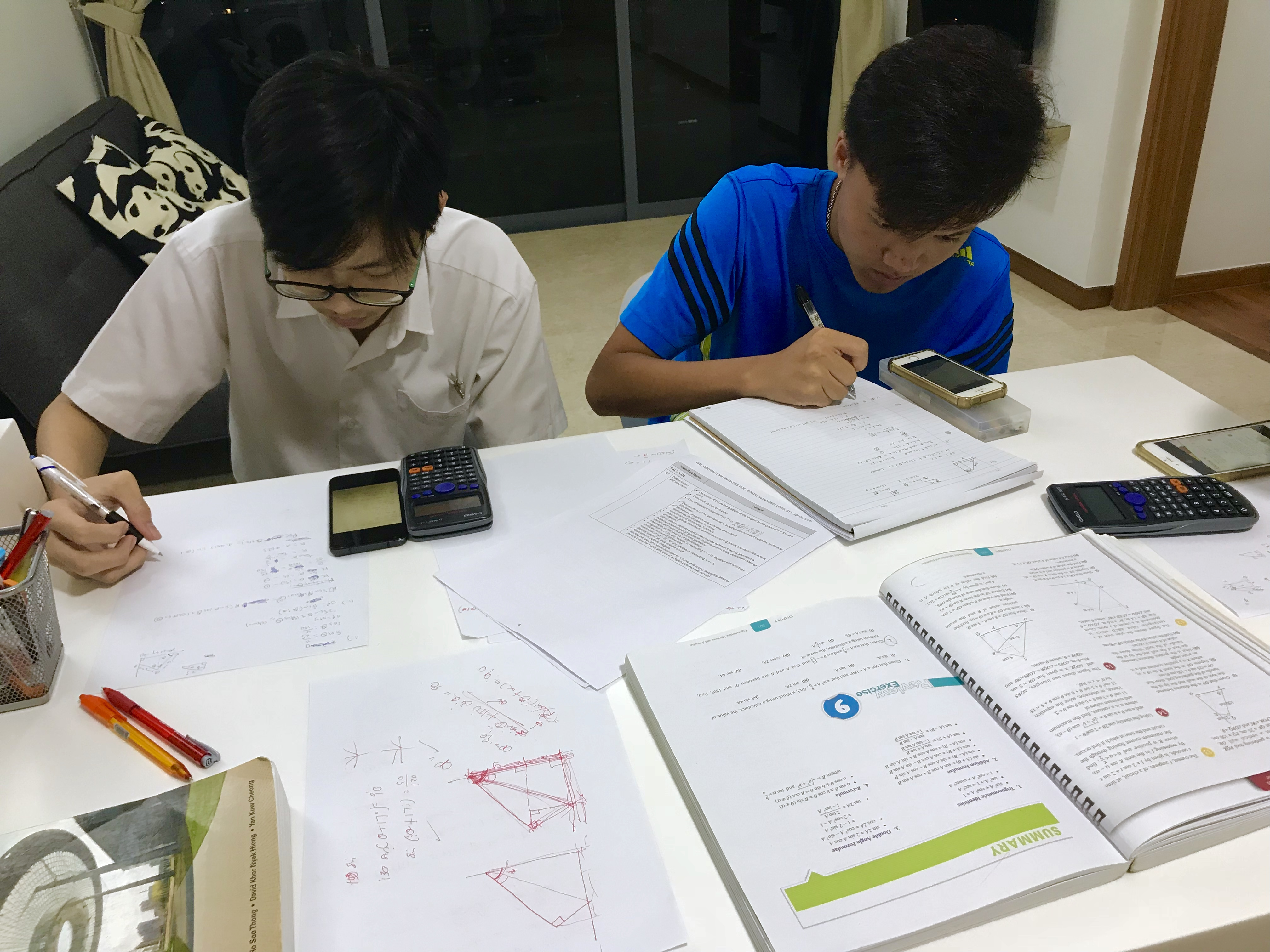 GCE O level Additional Math tuition for Secondary 3 Sec 4 Sec 5 Express and Normal Academic