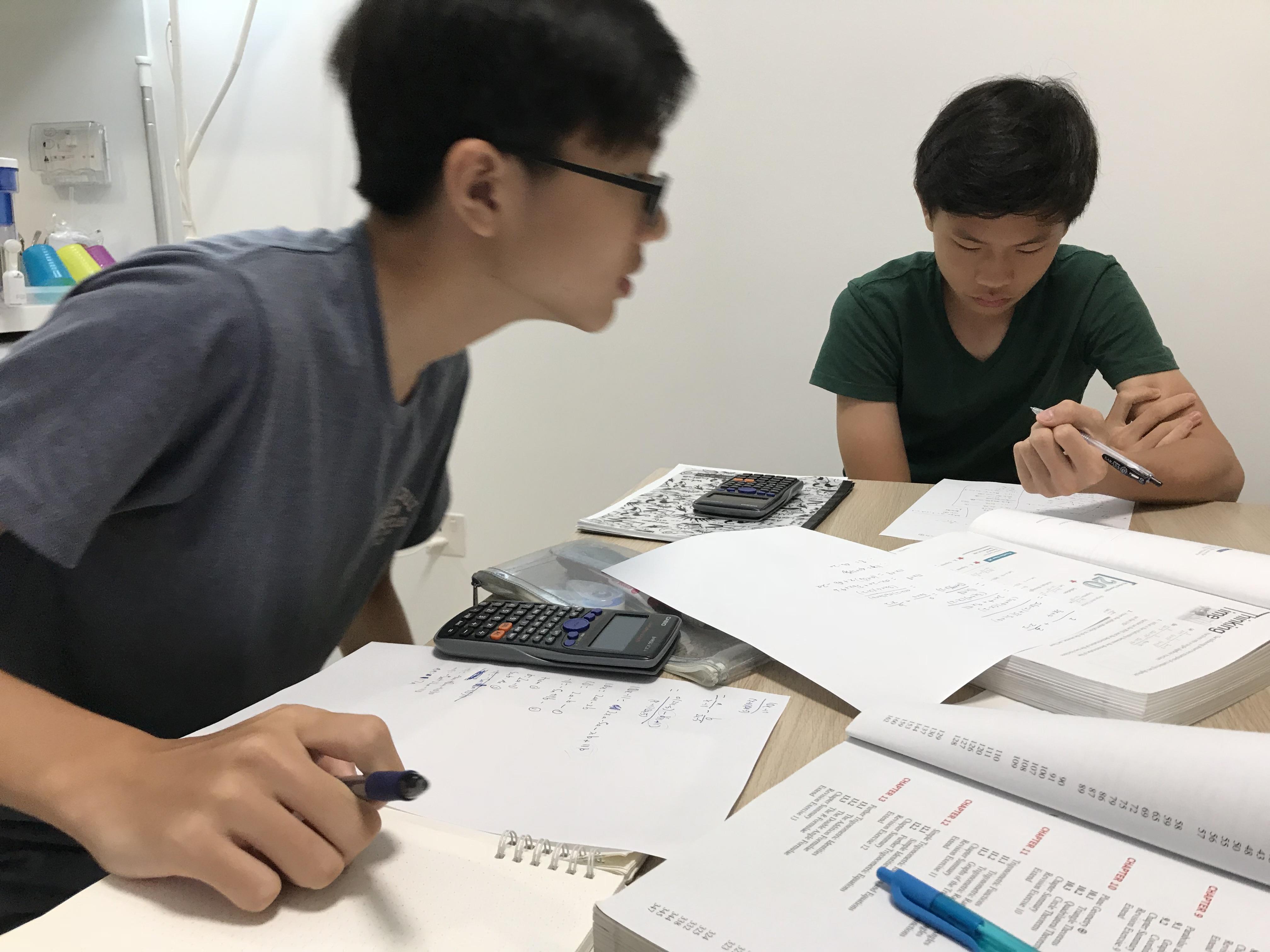Yishun Tutor small group Math tuition A Math E Math Sec 1 Sec 2 Sec 3 Sec 4 MOE SEAB Syllabus GCE O level