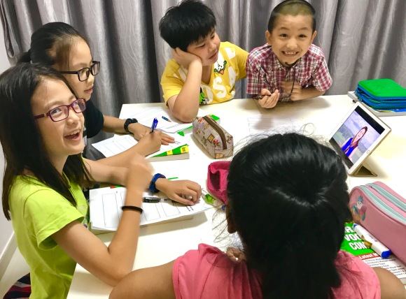 Punggol English and Mathematics Tuition