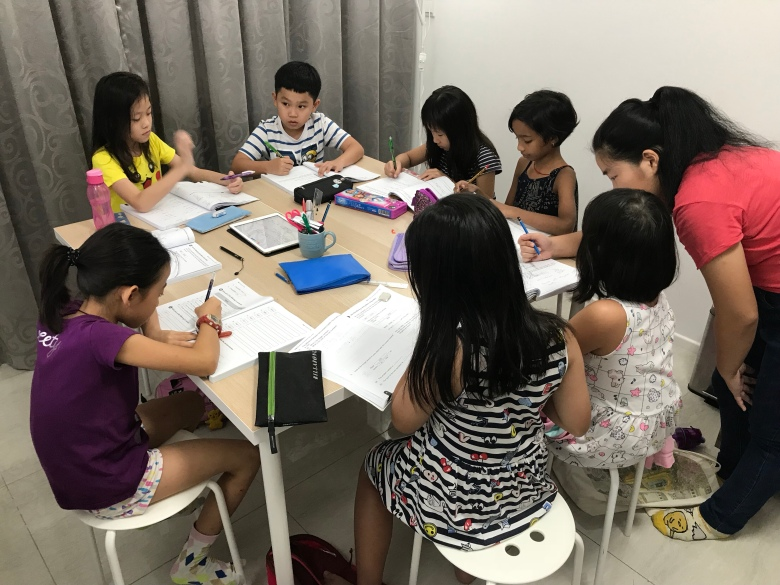 eduKate Punggol English Math Science Tuition Small group Creative Writing Chemistry A math E Math PSLE GCE O level classes Singapore Tuition Centre Enrichment Classes img_0350