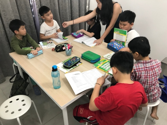 Punggol English Primary Tuition Creative Writing Vocabulary Comprehension Composition