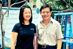 eduKate with Minister of Education, Mr Heng Swee Kiat