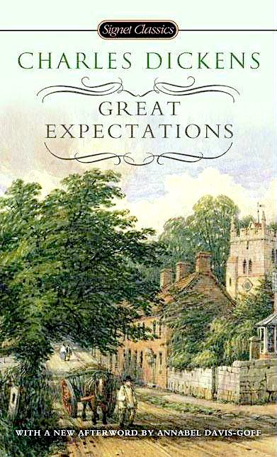 edukate Charles dickens Great expectations